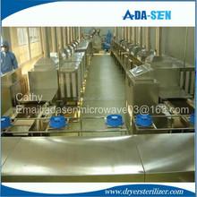 New Condition and dry/roasting Usage cashews microwave dryer/roasting machine/baking machine--CE