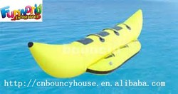 Inflatable Banana Boat, Inflatable Fishing Boat, Inflatable Flying Fish Banana Boat