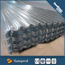 corrugated metal sheet/galvalume roofing sheets wave tile