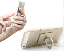 2015 Newest the second generation sticky finger ring holder for mobile phone