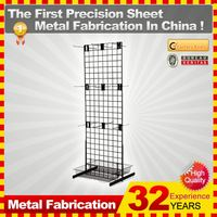 Custom supermarket shelf advertising,high quanlity with ISO9001