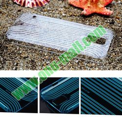 Ultrathin Baseus Shell Style Transparent Plastic Case for Samsung Galaxy S5