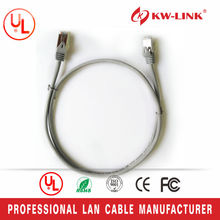 Best Quality UTP/FTP/SFTP Indoor Cat5e Patch Cord Cable 26AWG