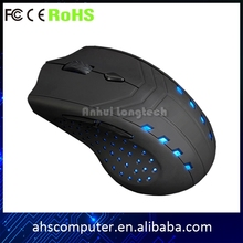 Ergonomic best touch feeling private model glowing gaming optical mouse