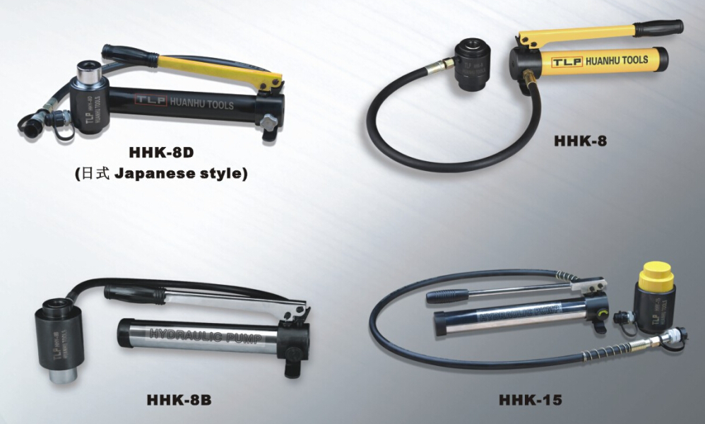 Hhk-15 hydraulique knockout punch kits