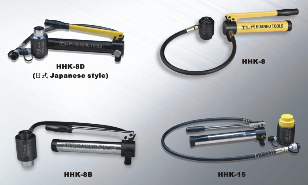 Hhk-15 гидравлический дырокол для металлического листа