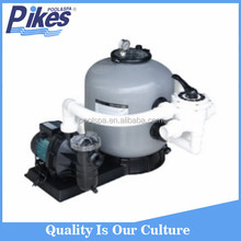 filter type sand filter and pump combo / swimming pool equipment
