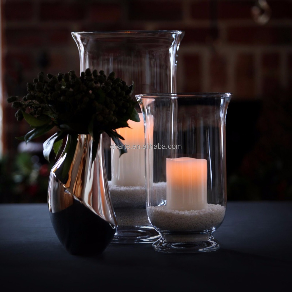 Popular candlesticks crystal tealight glass candle holder for Most popular candles