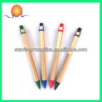 Cheap Eco Friendly Ball Pen, Recycled Paper Pens