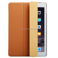 Degree Rotating Stand Case With Auto Sleep Feature Leather Case for ipad air heavy duty case