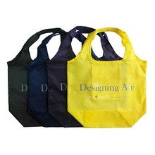 Factory competitive price cheap nylon foldable shopping bag