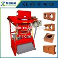 Premium eco 2700 moderno bloque que hace la máquina/comprimido de enclavamiento bloque de tierra