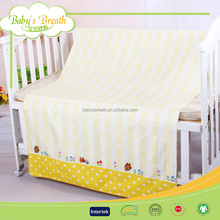 BBS069 100% silk patchwork jacquard hand embroidery design bed sheet, grid bed sheet set