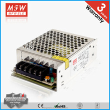 High efficiency single output 12vdc 50w ac-dc mini power supply for led strip