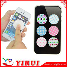 YS093 custom logos microfiber screen cleaner with business card