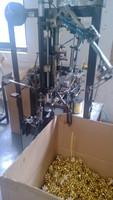 PP Ribbon Bow Making Machine, Metallic Ribbon Bow Automatic Macking Machine, Star Ribbon Bow Machine