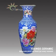 Indoor Decorative Tall Vase Ceramic 90cm tall