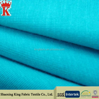 Low Cost High Quality 100% Natural organic cotton knit fabric