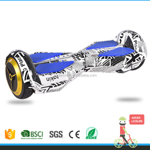 2015 Newest Mini Smart Self Balancing Electric Scooter balance two wheels electric Chariot scooter Max Load 150kg Battery Power