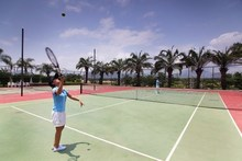 multiple-purpose futsal court sport floor