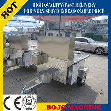 HD-12B party hot dog cart for sale vending machine hot dog cart hot carts with grills