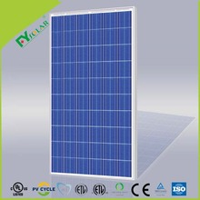 250W poly best price solar panel solar pv module solar cell
