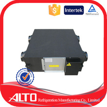 Alto quality certified hrv heat recovery ventilator with aluminum core 354cfm