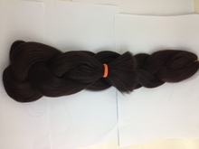 Large Stock x-pression kanekalon braiding hair/expression braids/expressions hair for braiding