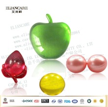8g High quality fruit shaped scented bath oil bead