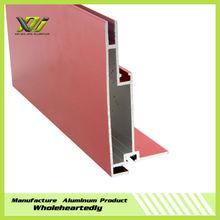 Best light box various type of extrusion aluminium profile supplier