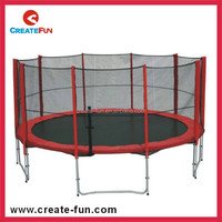 CreateFun wholesale outer net 12ft cheap outdoor large kids trampoline