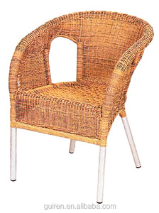 Vime rattan cadeira papasan GR-121020B
