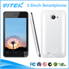 Hot selling 3.5inch dual sim cheap 1.3ghz cpu mt6572 dual core 3g cell phone