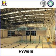 Prefabricated School Building for Sport Hall