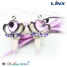 Special Design Fashion Stereo Earbuds for gift