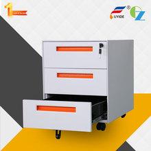 Modern letter file pine filing cabinets mobile drawer cabinet