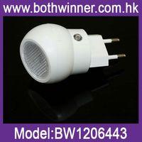 EU Plug auto dimming light with sensor ro 15