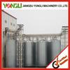 high strength engineer guidance galvanized used grain storage rice silo