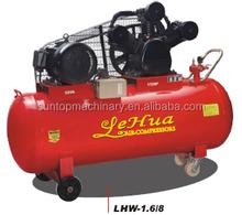 500L 15cv 11KW compresor de aire de pistón con W tipo de cabeza