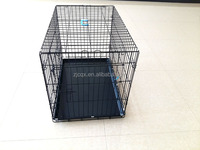 hot steel wire mesh dog cage pet