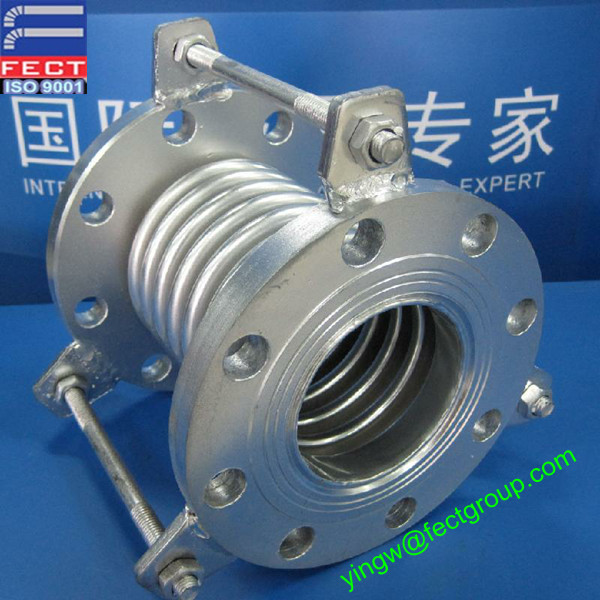 Metallic bellows expansion joints/expansion joint/steam expansion joints corrugated hose