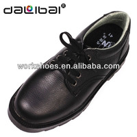 special purpose leather steel toe food industry safety shoes
