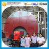 2/4/6/8 ton steam capacity natural gas or oil fired steam boiler price