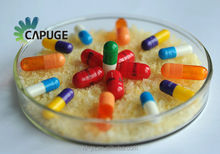 Offers empty color capsules with various size 0,1,2,3,4,