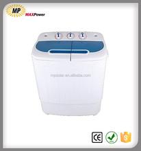 Semi-automatic twin tub washing machine laundry machinery