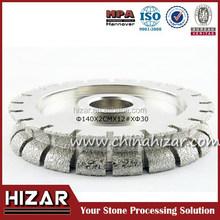 All Shapes Profiling for Marble and Granite Edge Grinding, Diamond Grinding Wheel, Diamond Tool