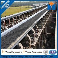 General fixed sawdust belt conveyor