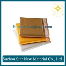 Bubble Mailing Envelopes with kraft in white / yellow / brown
