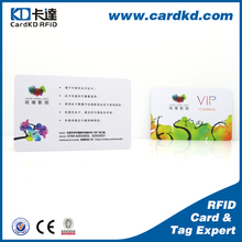 CMYK printing magnetic stripe hot stamping gold pvc sle5542 contact smart card price