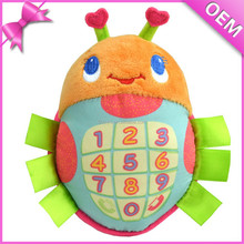 cheap toys phone plush toy